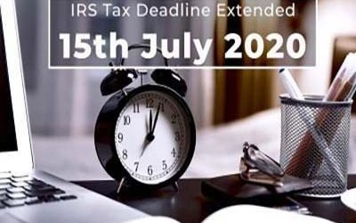Irs Tax Extended